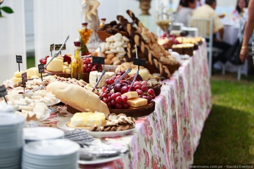 Ideas para elegir el mejor menú de bodas
