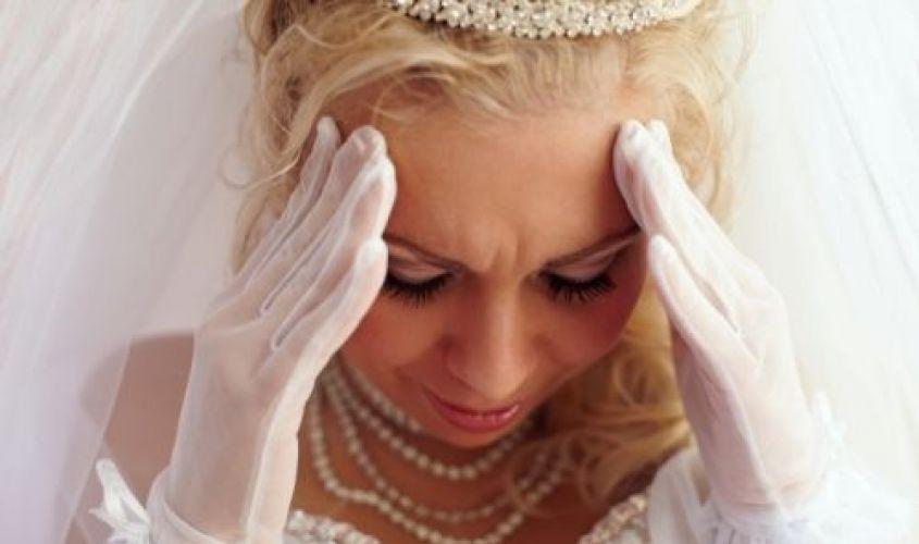 Controla los nervios el día de tu boda